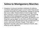 selma to montgomery marches1