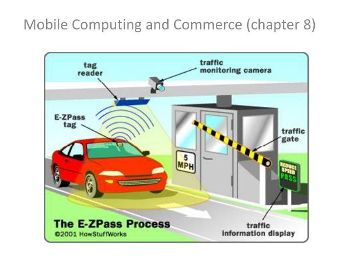 mobile computing and commerce chapter 8 n.