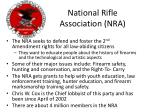 national rifle association nra