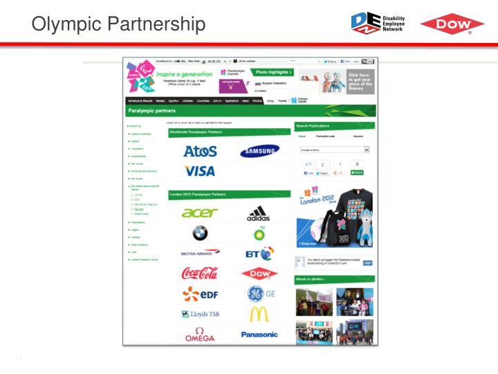 Olympic Partnership