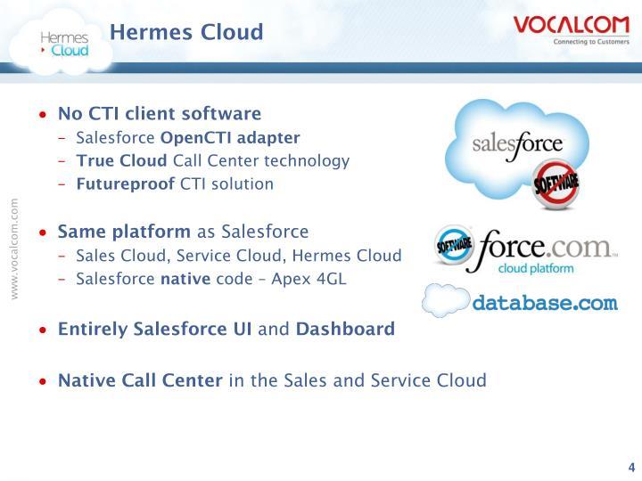 Hermes Cloud