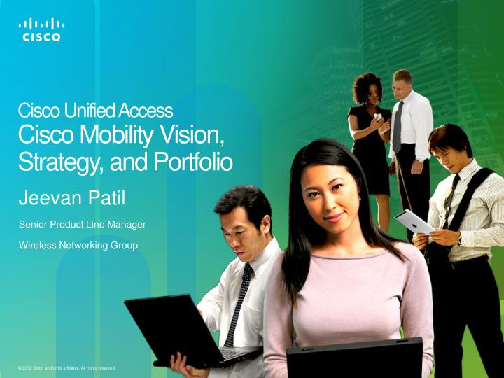 cisco unified access cisco mobility vision strategy and portfolio n.