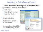 locating a quickbooks expert