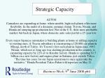 strategic capacity2
