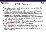 pcmh concepts