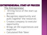 entrepreneurial start up process1