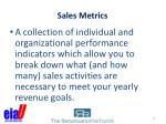 sales metrics1