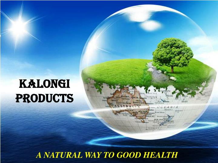 kalongi products n.