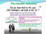 the health industry2