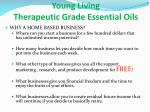 young living therapeutic grade essential oils14