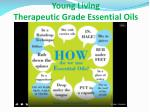 young living therapeutic grade essential oils8