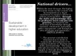 national drivers