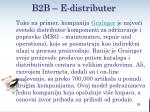 b2 b e distributer2