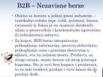 b2 b nezavisne berze1