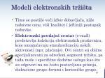 modeli elektronskih tr i ta2