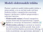 modeli elektronskih tr i ta3