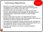 learning objectives5