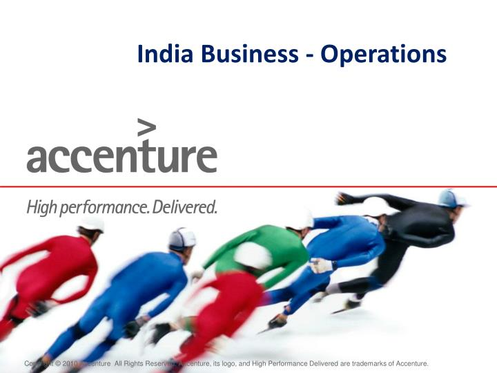 india business operations n.
