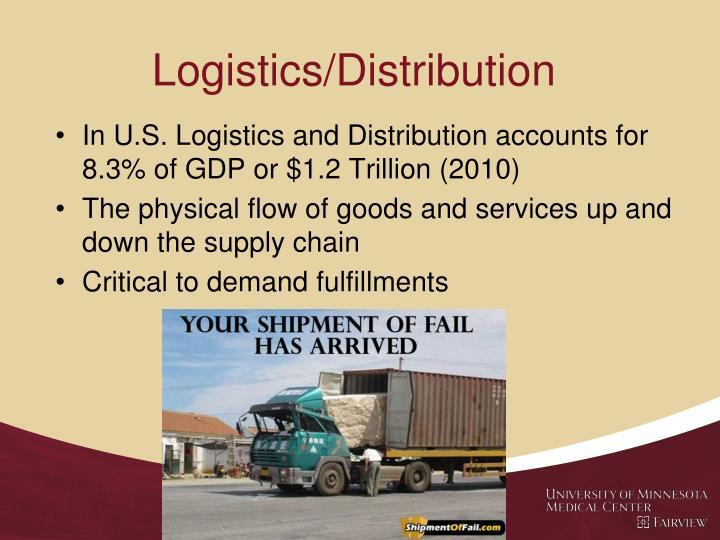 Logistics/Distribution