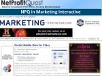 npq in marketing interactive