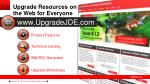 upgrade resources on the web for everyone