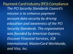 payment card industry pci compliance2