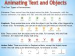 animating text and objects1