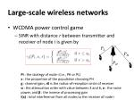 large scale wireless networks5