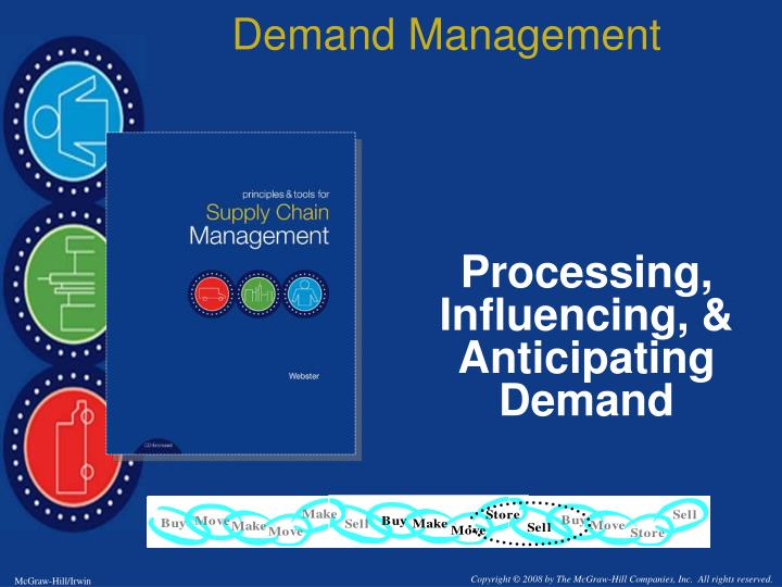 demand management n.