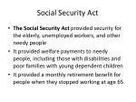 social security act1