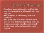the people of palestine1