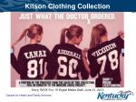kitson clothing collection