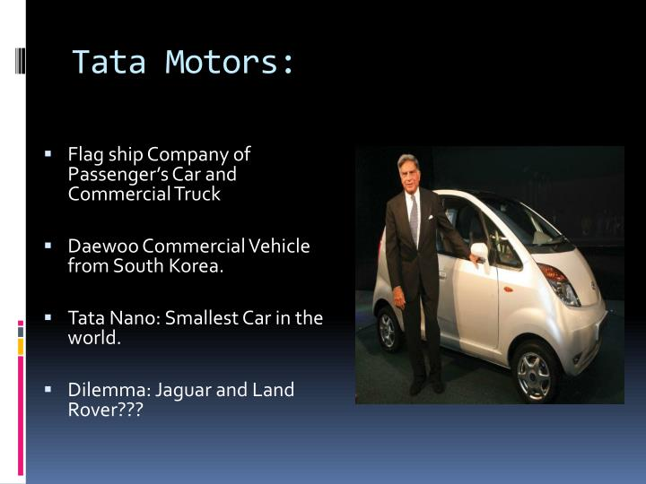tata nano case analysis essay Tata nano is the best example of positioning and repositioning where both the strategies failed in the case of tata nano a number of factors have played a significant role like production delays, product.