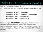 mechs admissions cont1