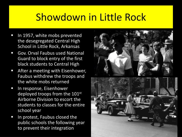 PPT - Eisenhower and the Early Civil Rights Movement ... | 720 x 540 jpeg 76kB