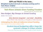 ssfr and trusd in the news