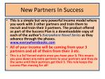 new partners in success5