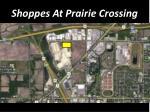 shoppes at prairie crossing