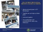 cfis can help the faasteam prevent aviation accidents
