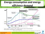 energy consumption and energy efficiency demand2