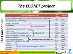 the econet project1