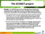 the econet project2