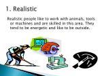 1 realistic