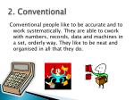 2 conventional