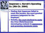 jespersen v harrah s operating co 9th cir 20043