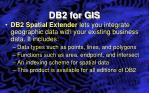 db2 for gis