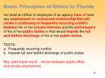 basic principles of ethics in florida26