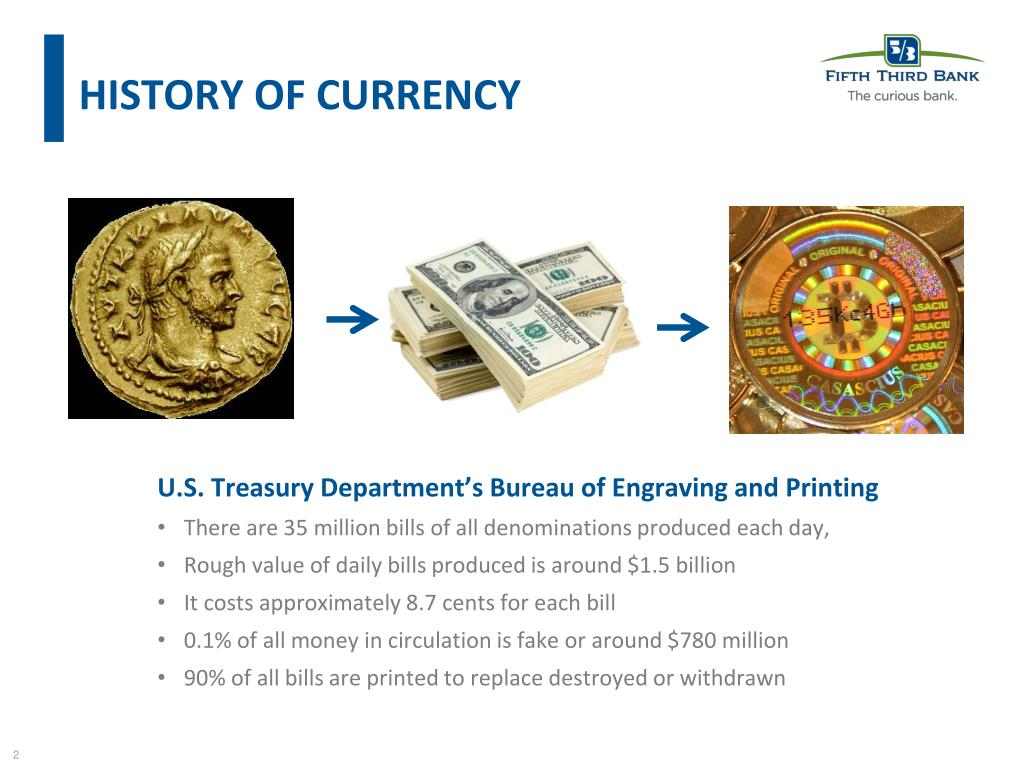 PPT - TRENDS IN CURRENCY PROCESSING Best Practices for Using