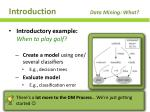 introduction data mining what1