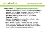 introduction data mining what5
